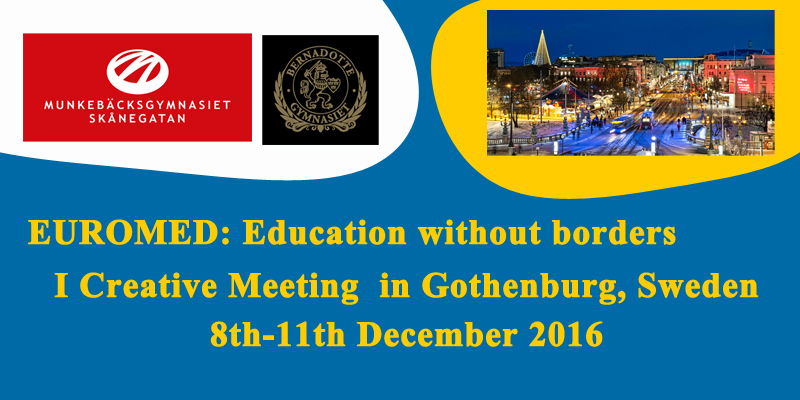Education Without Borders comes to Gothenburg in December 2016
