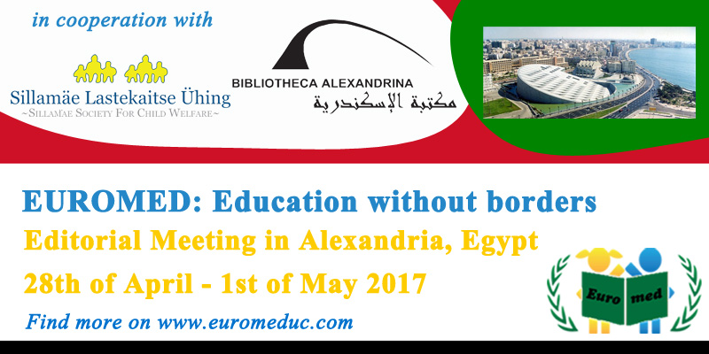 Euromed: Education withouth borders in Alexandria, Egypt on its pre-final steps
